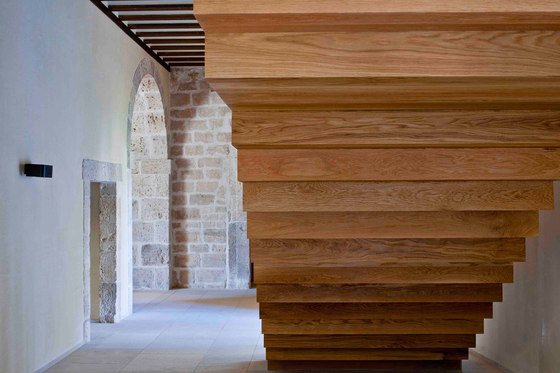 Marco Serra Architekt-Le Domaine, Abadía Retuerta