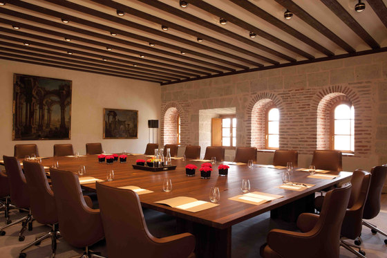 Le Domaine, Abadía Retuerta di Marco Serra Architekt | Alberghi
