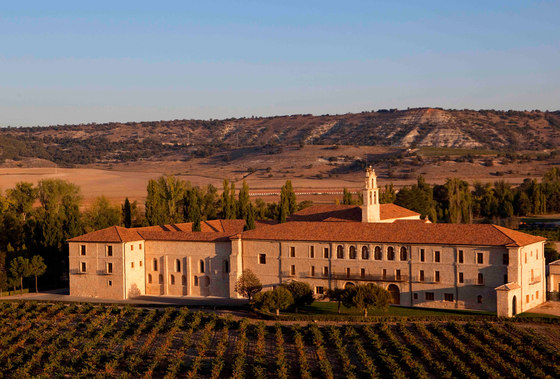 Le Domaine, Abadía Retuerta de Marco Serra Architekt | Hoteles