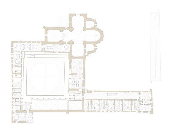 Le Domaine, Abadía Retuerta by Marco Serra Architekt | Hotels