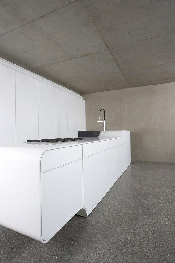 Küche aus DuPont™ Corian® de DuPont Corian | Manufacturer references