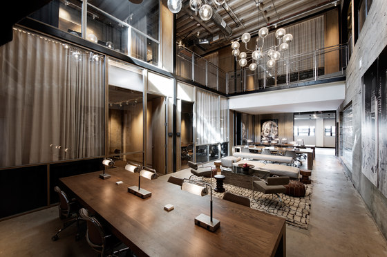 Neuehouse La By Rockwell Group Office Facilities