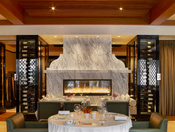 Hotel Bel Air by Rockwell Group | Hotel interiors