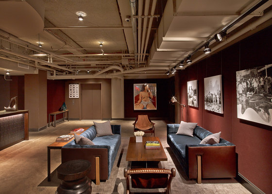 NeueHouse by Rockwell Group   Office facilities