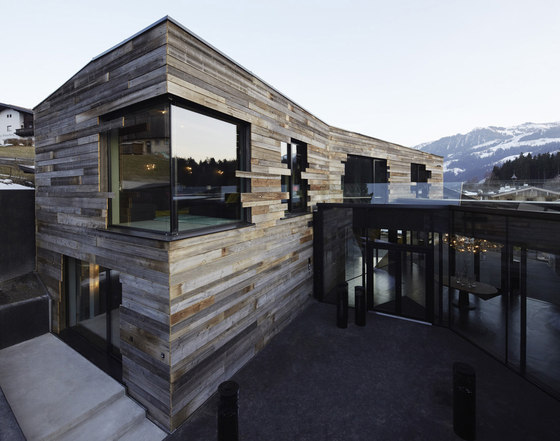 Villa in den Kitzbüheler Alpen by splendid architecture | Detached houses