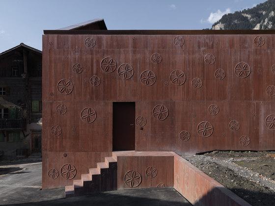 Valerio Olgiati-Atelier Bardill