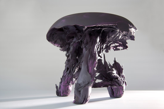 Gravity Stool by Jólan van der Wiel | Making-ofs
