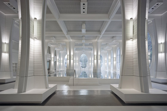 Tamina Therme by Reflexion   Therapy centres / spas