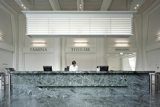 Reflexion-Tamina Therme
