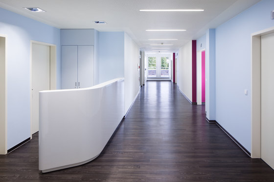 Orthoparc, Köln by objectflor | Manufacturer references
