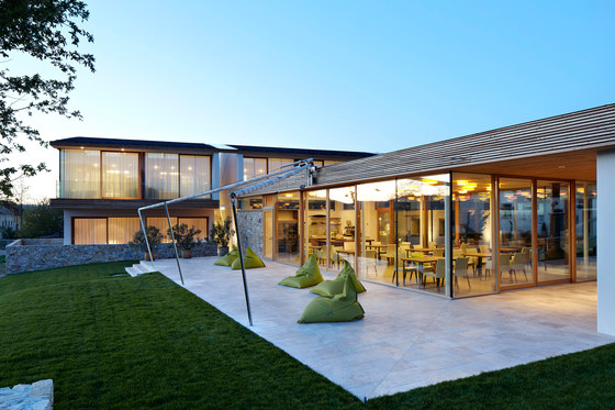 Malat Weingut&Hotel by TM-Architektur | Hotels