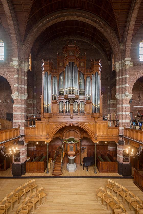 Arminiuskerk by Zeitraum   Manufacturer references