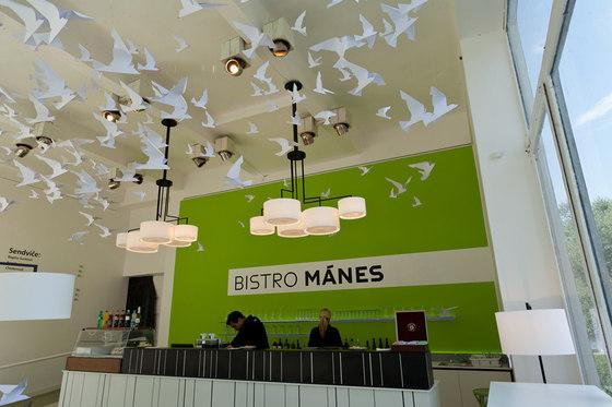 Bistro Mánes de Zeitraum | Manufacturer references