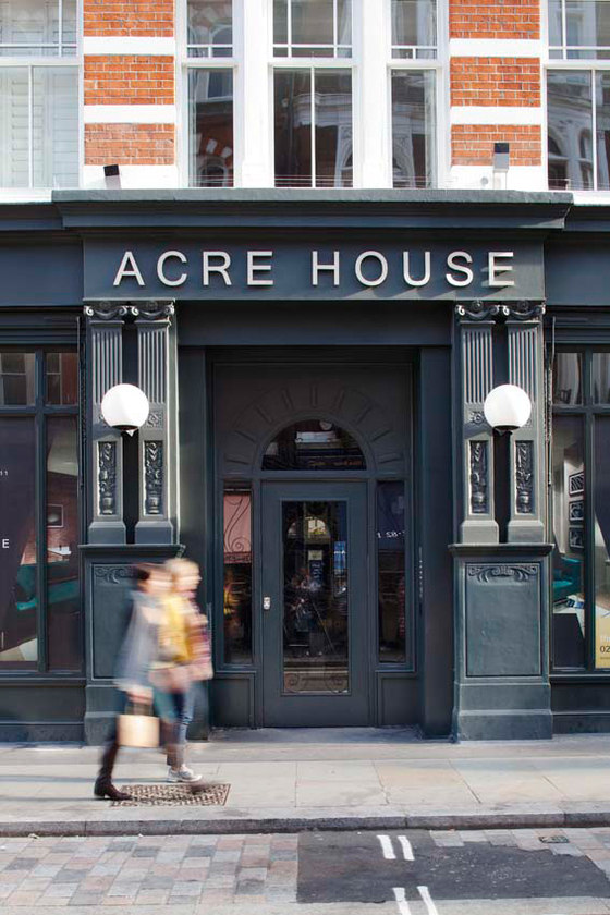 Zeitraum reference projects-Acre House