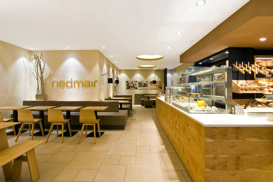 Bäckerei Riedmair di Zeitraum | Manufacturer references