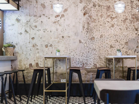 NUDE. Coffee & Wine Bar by Zeitraum | Manufacturer references