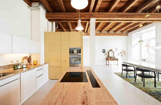 'Prototype Apartment' for a converted spinning mill, HIAG Immobilien Schweiz AG de KEPENEK | Espacios habitables