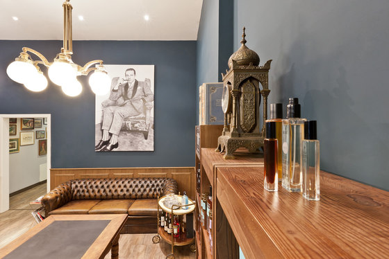 Aveda Exclusive Salon & Barber Shop, Zurich by KEPENEK | Shop interiors