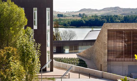 Institutional Winery 'La Grajera' (La Rioja) de Virai Arquitectos | Construcciones Industriales