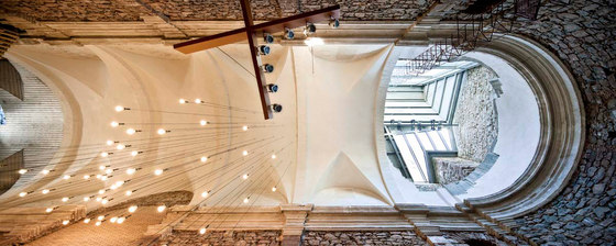 Church of Sant Francesc de David Closes Architect | Édifices sacraux / Centres communautaires