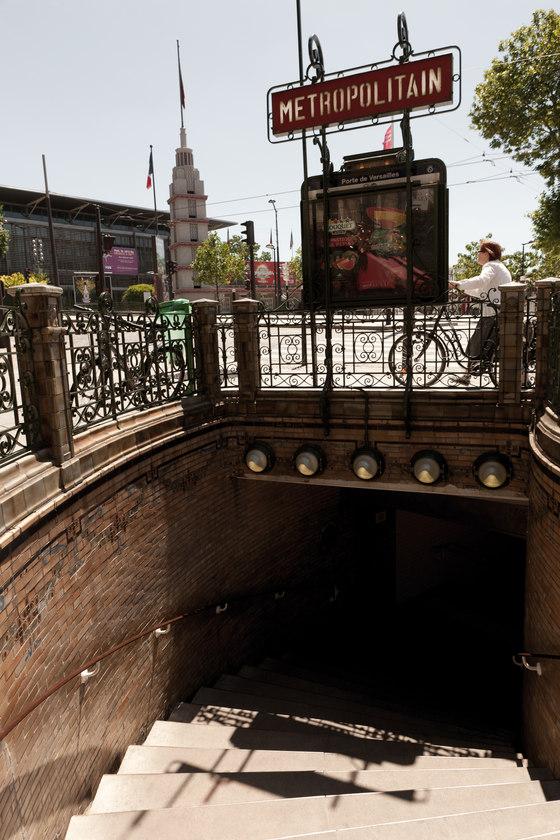 Metr porte de versailles by l a ceramiche reference for Porte de versailles salon metro