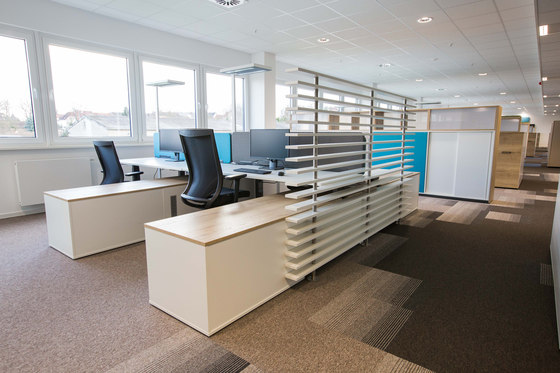 Open Space Office by Febrü reference projects | Manufacturer references