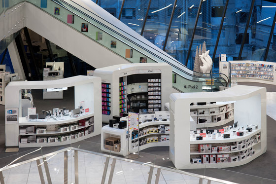 Myer Department Store by Visplay reference projects | Manufacturer references