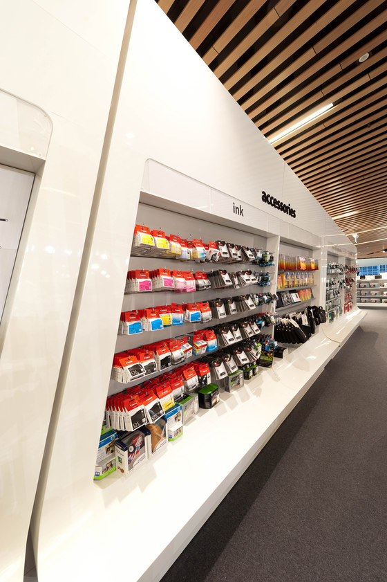 Visplay reference projects-Myer Department Store