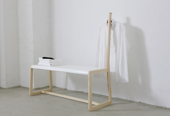 Bench by Jannis Ellenberger | Prototypes