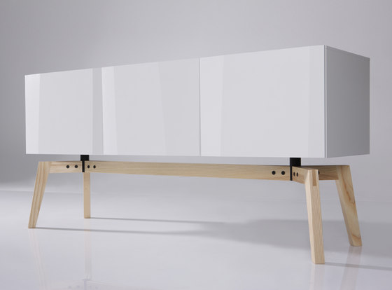 Credenza by Jannis Ellenberger | Prototypes