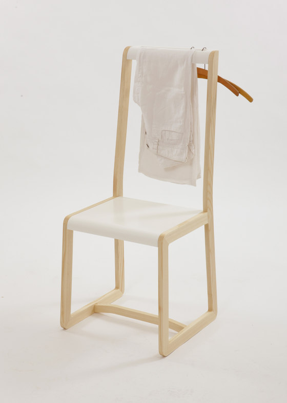 valet stand by jannis ellenberger prototypes. Black Bedroom Furniture Sets. Home Design Ideas