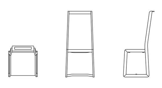 ellenbergerdesign-Valet Stand