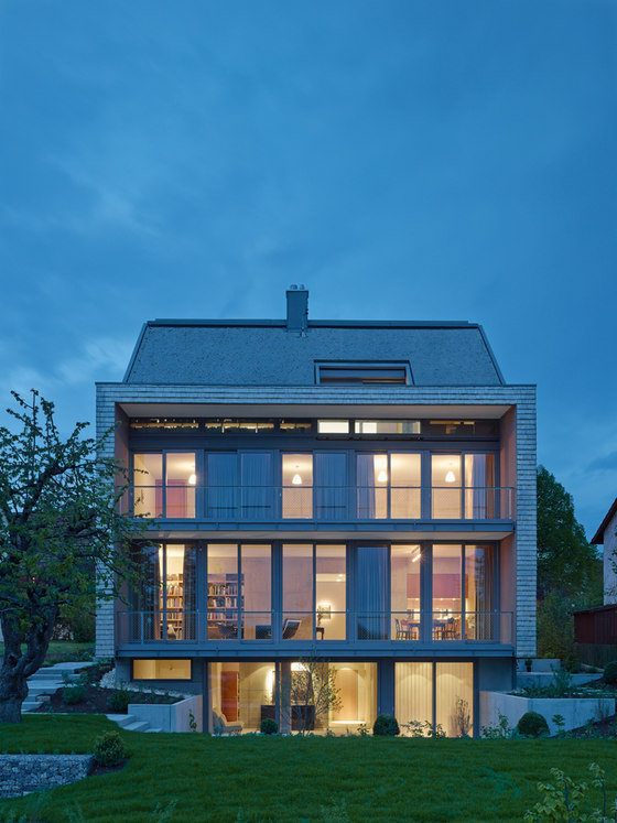 Haus B19 by (se)arch | Detached houses
