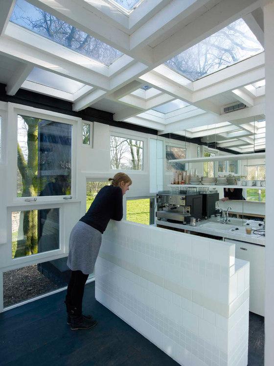 Noorderparkbar, Amsterdam de bureau SLA | Restaurantes