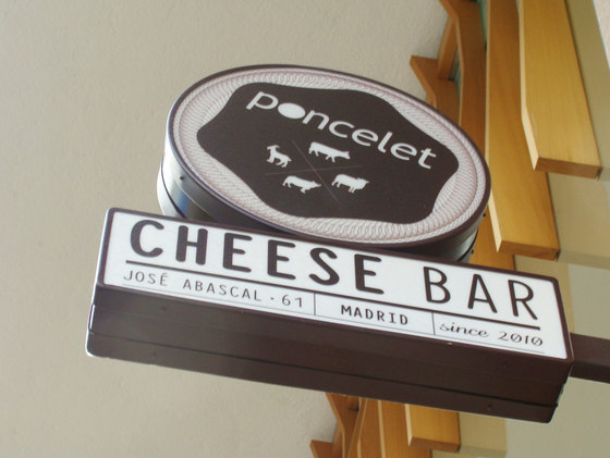 Poncelet Cheese Bar de SANCAL DISEÑO, S.L. |