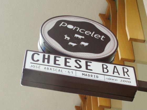 SANCAL DISEÑO, S.L.-Poncelet Cheese Bar