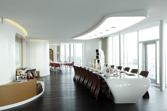 nps tchoban voss Berlin-Penthouse, Saint Petersburg