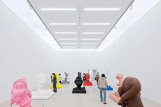 Kukje Gallery de SO-IL | Museos