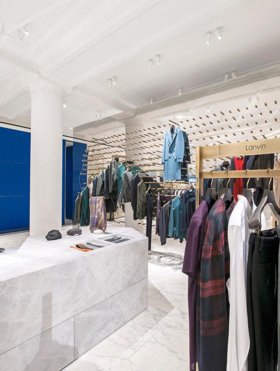 Selfridges Designer Menswear Space by Alex Cochrane Architects | Shop interiors