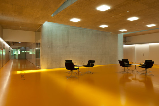 Kantonsspital St. Gallen by OFFECCT | Manufacturer references