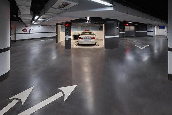 Madrid, Gran Via48 - Parksafe 582/583 by Wöhr | Manufacturer references
