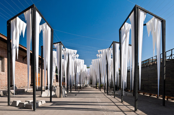 Water Cathedral by GUN Architects | Installations