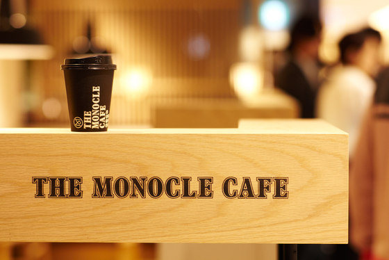 Maruni Wood reference projects-The Monocle Cafe