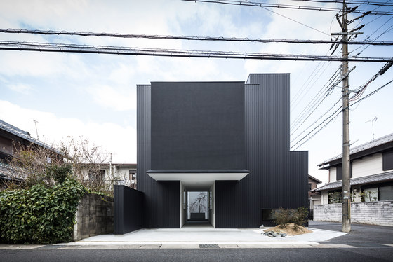Framing House de FORM / Kouichi Kimura Architects | Casas Unifamiliares