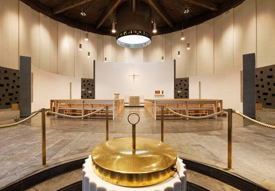 Kath. Kirche Hl.Familie Kirche & Kolumbarium by stglicht | Manufacturer references