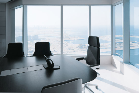 Investate - Financial Harbour Towers by Interstuhl Büromöbel GmbH & Co. KG | Manufacturer references