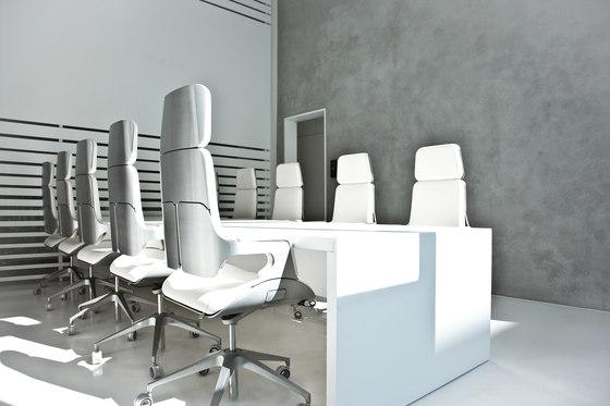 Studio Hadi Teherani AG by Interstuhl Büromöbel GmbH & Co. KG | Manufacturer references