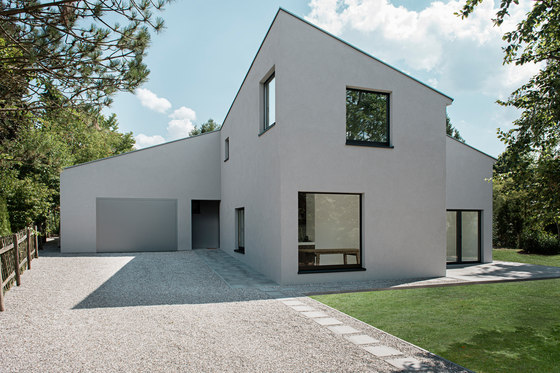 House E by Jan Ulmer | Detached houses