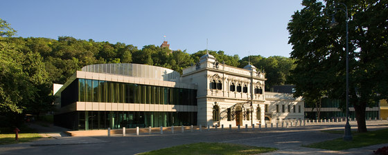 Racz Thermal Bath by The Budapesti Muhely | Therapy centres / spas