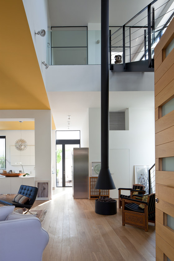 Residence in Tel Aviv by Blatman-Cohen Architecture Design | Detached houses